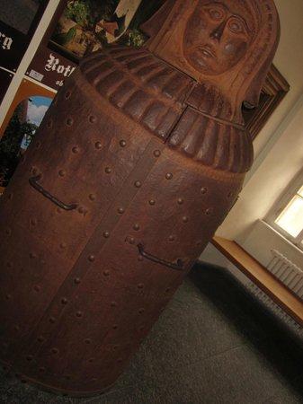 "Medieval Crime Museum (Mittelalterliches Kriminalmuseum): the ""CHOKIE"""