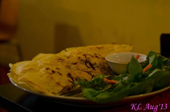 Sao Nam Vietnamese Cuisine : Pancake