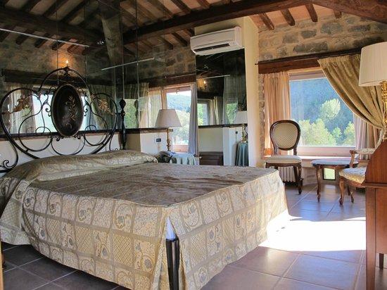 Borgo Le Terre Del Verde: Upstairs Bedroom