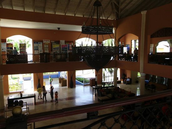 Memories Splash Punta Cana: LOBBY PRINCIPAL