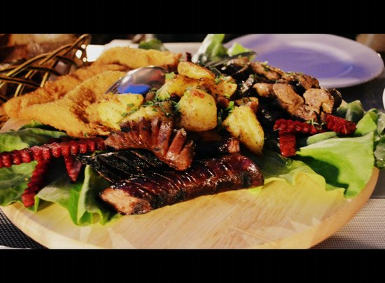 Casa Romaneasca: A very good plate!!
