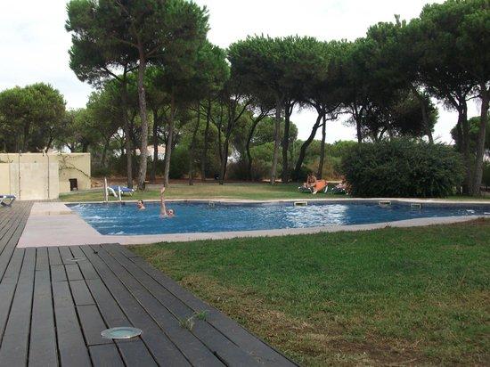 AC El Portil: piscina