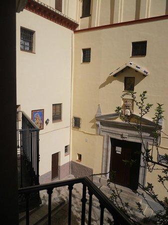 Hotel Monjas del Carmen: Vistas