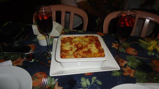 Pizza da Villa