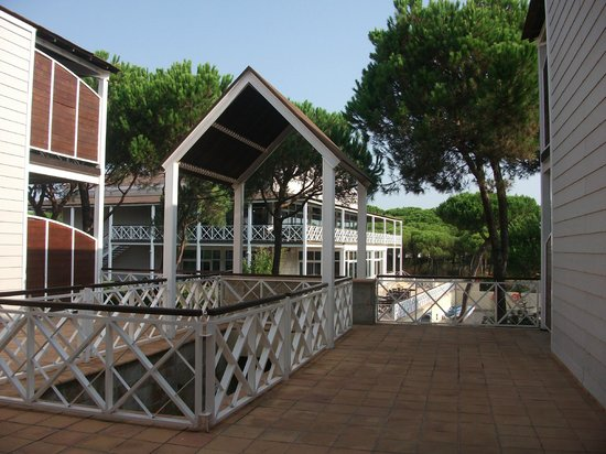 AC El Portil: hotel