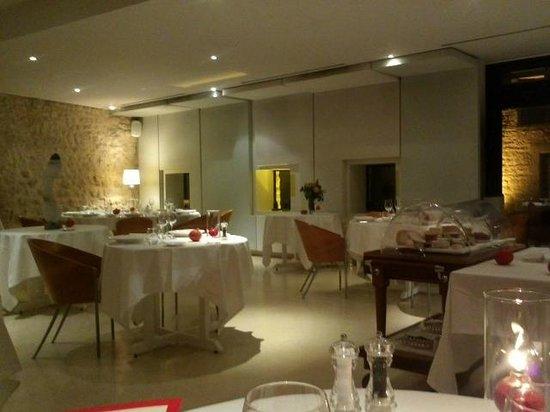 Chateau de Salettes : La salle