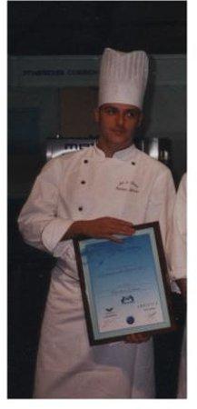 FBI Restaurant: 1 premio comida internacional en Bruselas