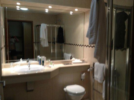 Oriel House Hotel : Bathroom