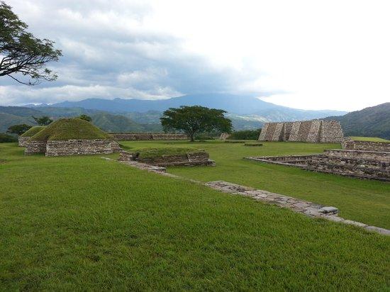 San Juan Sacatepequez, Guatemala: mixco viejo