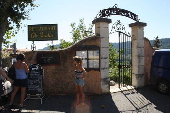 Cote jardin enterance foto di restaurant cote jardin - Restaurant cote jardin lac 2 ...