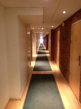 Profilhotels Hotel Uppsala: corridor