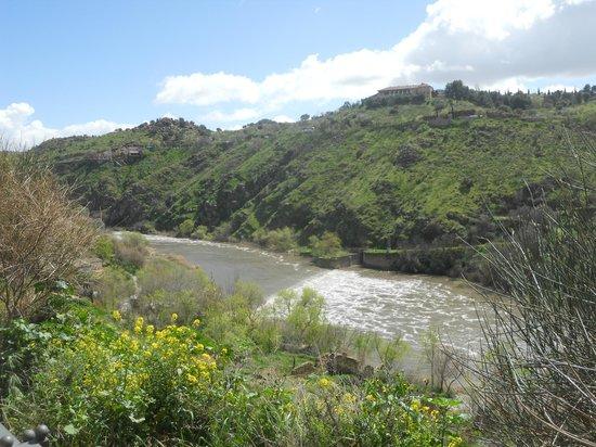 Casona de la Reyna : Rio Tajo