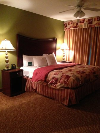 Homewood Suites by Hilton Fort Collins: Bedroom