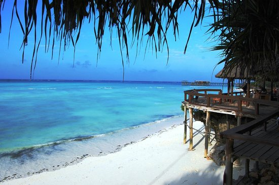 Wondrous View From Platform Picture Of Mnarani Beach Cottages Download Free Architecture Designs Rallybritishbridgeorg