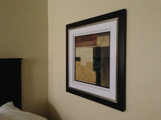 BEST WESTERN Beach Dunes Inn: Nice picture on the wall