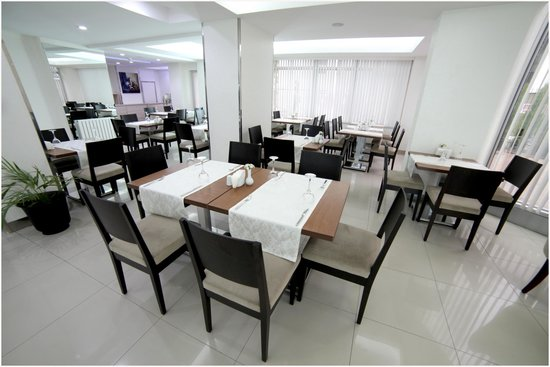 Asrin Business Hotel: Restaurant