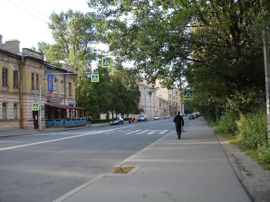 Super Hostel on Lebedeva 10 : Ул. Лебедева