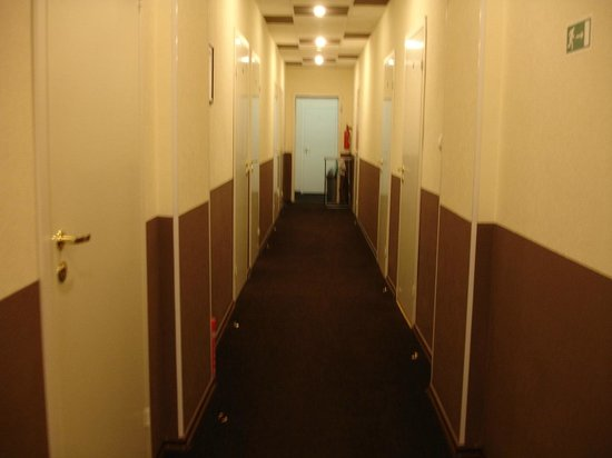 Super Hostel on Lebedeva 10 : Коридор