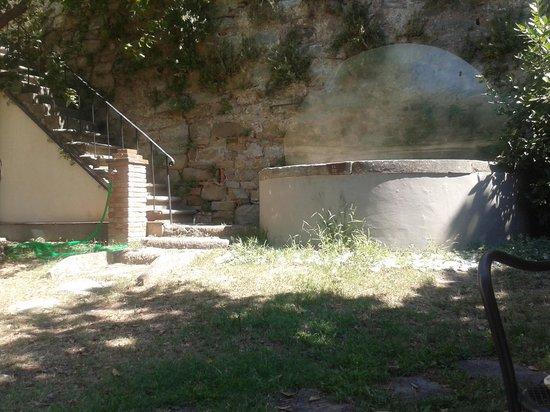 Il Melograno: giardino