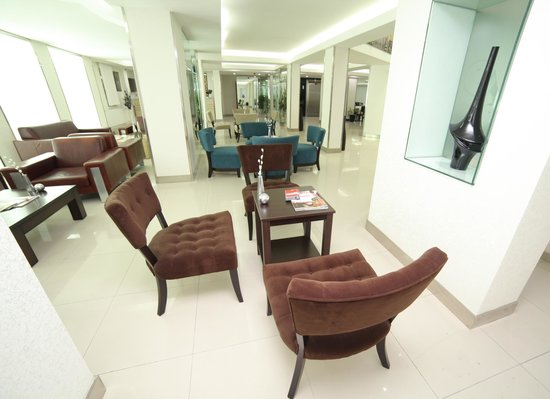 Asrin Business Hotel: Otel & Açık Alanları