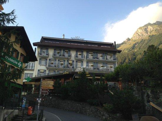Hotel Schönegg: Hotel Schoenegg...