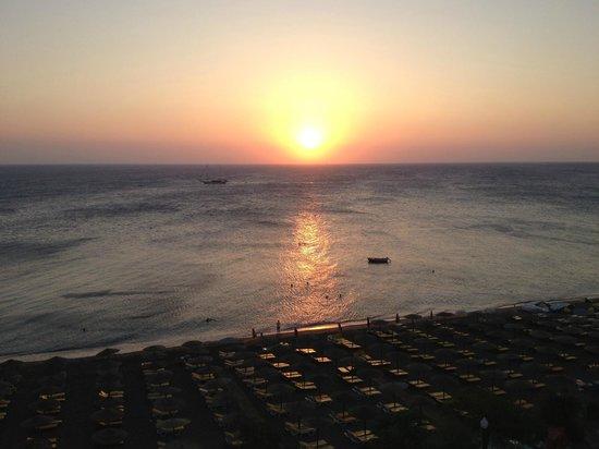 Hotel Mediterranean: vista panoramica dalla stanza