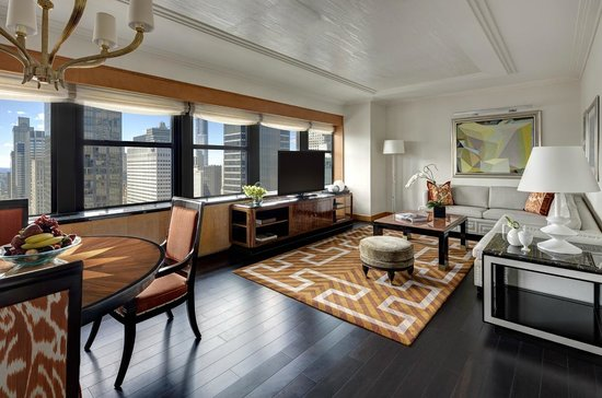 The Towers at Lotte New York Palace: Tower One Bedroom Suite
