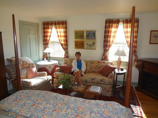 Thomas Shepherd Inn: Nice room