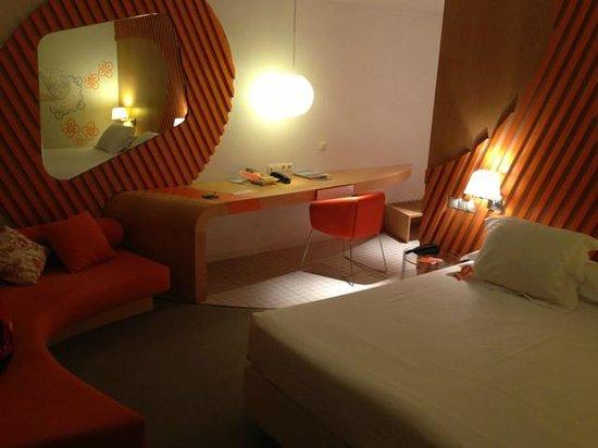 Room Mate Oscar: Executive Room - Habitación Ejecutiva