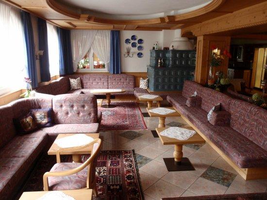Hotel Bellevue: zona relax