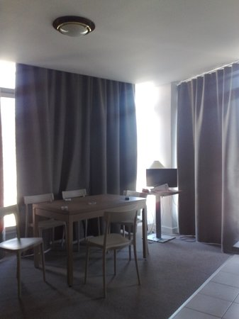 Appart'City Le Mans Centre: Living Area