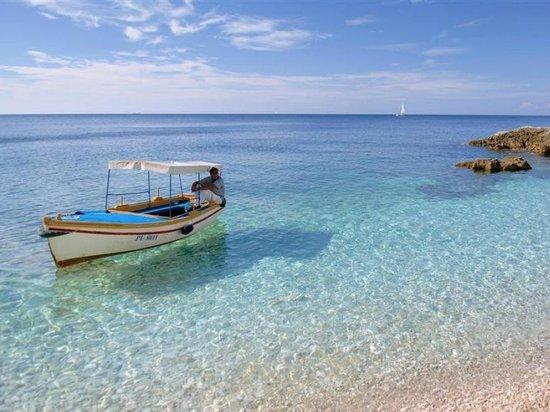 Allegro Hotel: spiaggia