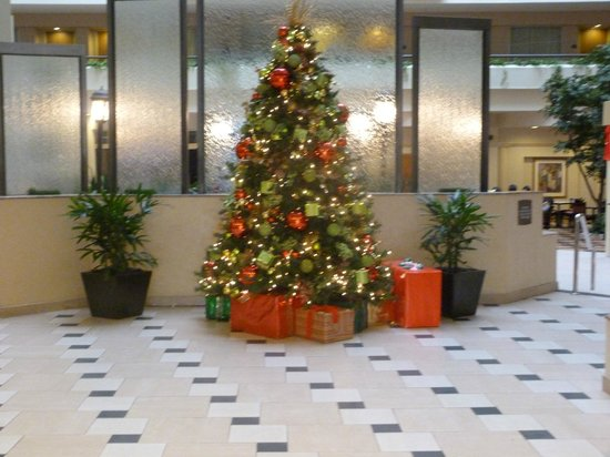 Embassy Suites by Hilton Secaucus - Meadowlands : lobby