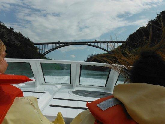 Whirlpool Jet Boat Tours: wonderful views