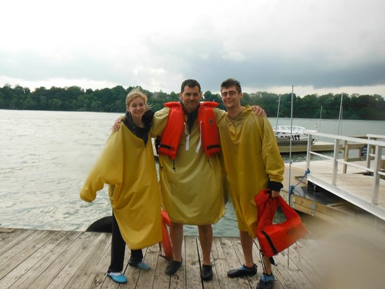 Whirlpool Jet Boat Tours : had a great time