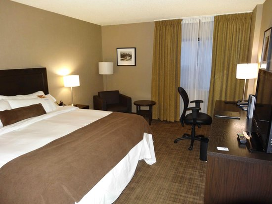 Delta Hotels by Marriott Calgary Airport In-Terminal: 部屋