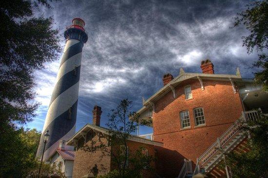 Ocean Sands Beach Inn: St Augustine Lighthouse