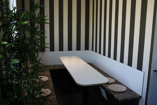 Hotel Aldoria: la sala per le colazioni