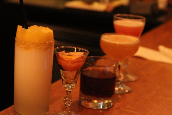 picture of different drinks