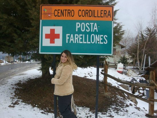 Apart Hotel La Fayette : Caminho para Valle Nevado