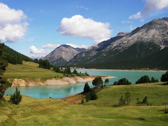 Bormio, Italia: laghi di cancano