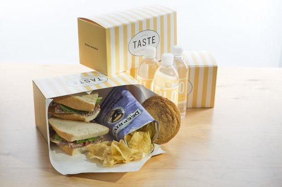 Taste: The best Boxed Lunches around!