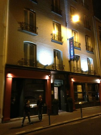 Fred Hotel : esterno hotel