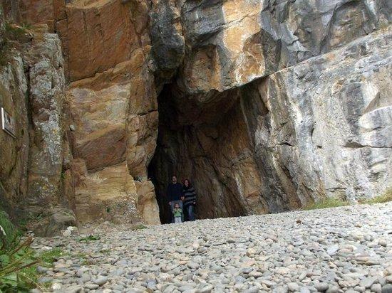 St Ninians Cave