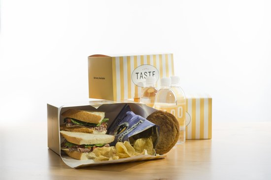 TASTE at the Oceanfront: The best Boxed Lunches around!
