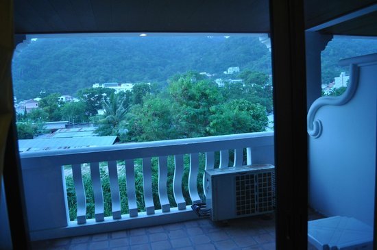 APK Resort : View from Room