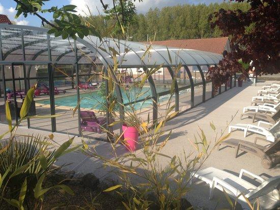 Camping des Oiseaux: piscine