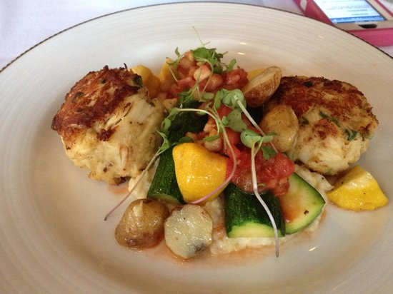 Julep's New Southern Cuisine: Crab Cakes