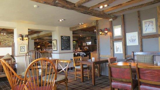 Innkeeper's Lodge Canterbury: Breakfast bar