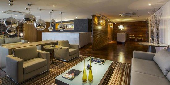 Melia Brasil 21: The Level Lounge